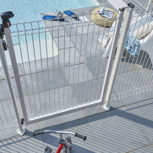 Portillon AQUACLASSIC® - Site sportif